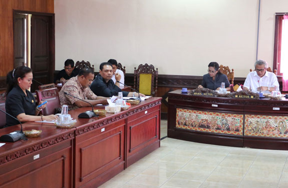 LPJ Bupati Diterima Dewan