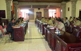 Rapat Kerja Komisi-Komisi DPRD Kabupaten Tabanan Dengan Satuan Kerja Perangkat Daerah Kabupaten Tabanan