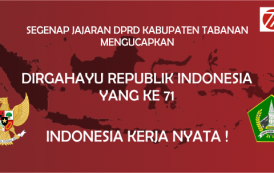 Dirgahayu Republik Indonesia ke-71