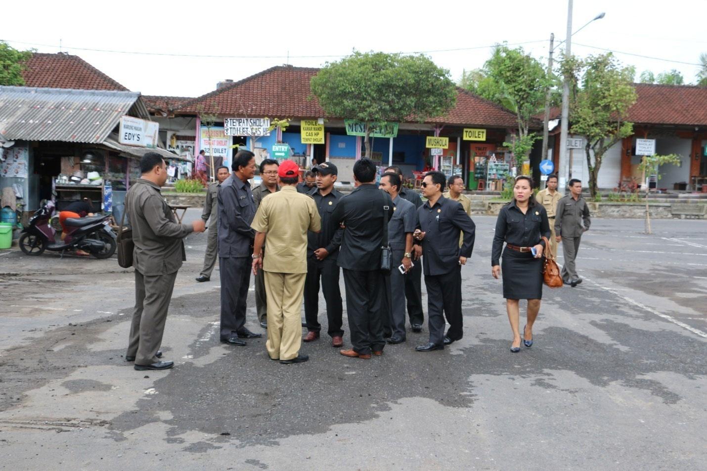 Kegiatan Kunjungan Lapangan Komisi II DPRD Kabupaten Tabanan