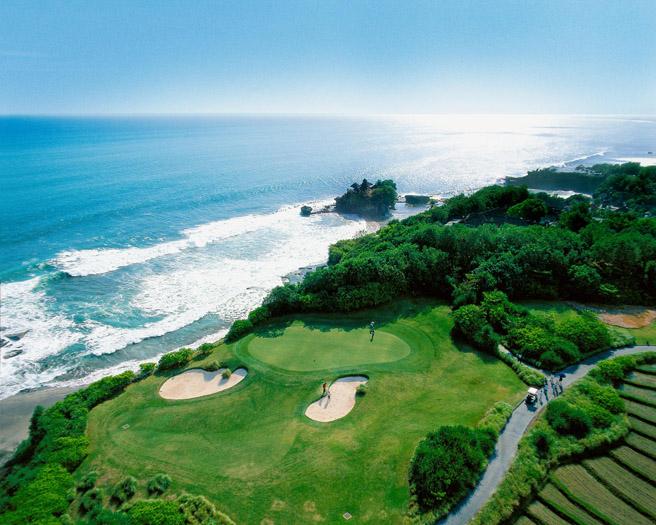 Lapangan Golf di Tabanan Bali