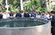 Kunjungan Lapangan Komisi II DPRD Tabanan Ke Kelompok Ikan Binaan Dinas Perikanan dan Kelautan