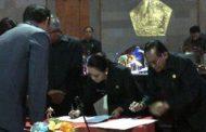 Perubahan APBD Tabanan 2013