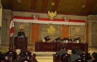 Lima Fraksi menyetujui pembahasan Tiga Ranperda