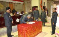 Perubahan Peraturan Daerah Nomor 3 Tahun Tahun 2009