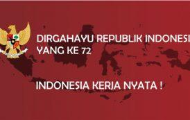 Hari Proklamasi Kemerdekaan RI Ke-72