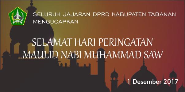 Hari Maulid Nabi Muhammad SAW