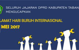 Selamat Hari Buruh Internasional