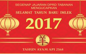 Selamat Tahun Baru Imlek 2568 Kongzili