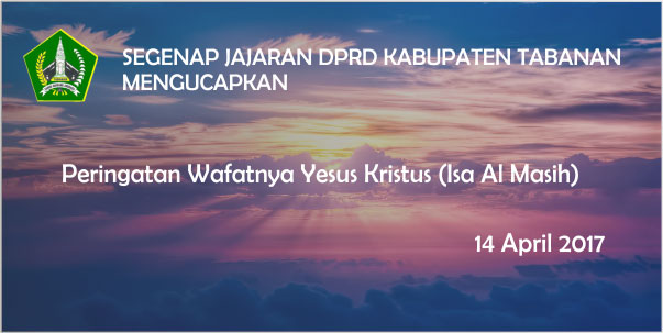 Memperingati Wafatnya Yesus Kristus (Isa Al Masih)