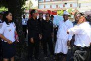Kunjungan Lapangan Pansus VI DPRD Kabupaten Tabanan Ke DISPERINDAG Tabanan