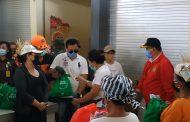 Aksi sosial Bupati bersama Ketua DPRD KabupTen Tabanan,bersama Kapolres, Dandim, Kajari dan Ketua PN Tabanan