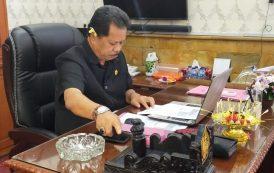 Bupati Eka Sampaikan Pidato Pengantar 6 Buah Ranperda dalam Rapat Paripurna DPRD Kabupaten Tabanan