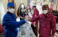 Anggota DPRD Tabanan Dites Urine